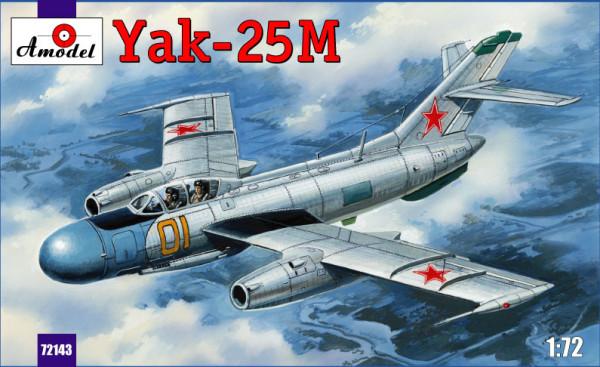 AMO72143   Yakovlev Yak-25M Soviet interceptor (thumb15258)