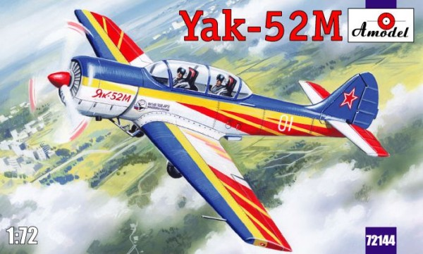 AMO72144   Yak-52M two-seat sporting aircraft (thumb15260)