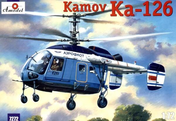 AMO7272   Kamov Ka-126 Soviet light helicopter (thumb15136)