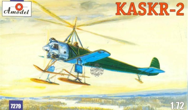 AMO7279   KASKR-2 Soviet autogiro (thumb15146)