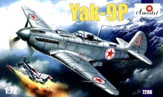 AMO7286   Yakovlev Yak-9P Soviet fighter (thumb15156)