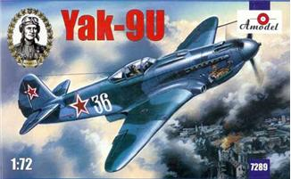 AMO7289   Yakovlev Yak-9U Soviet fighter (thumb15162)