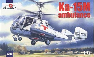 AMO7290   Kamov Ka-15M ambulance (thumb15164)
