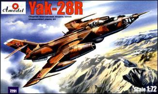 AMO7291   Yakovlev Yak-28R Soviet interceptor (thumb15166)
