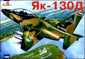 AMO7293   Yakovlev Yak-130D Russian modern trainer aircraft (thumb15168)