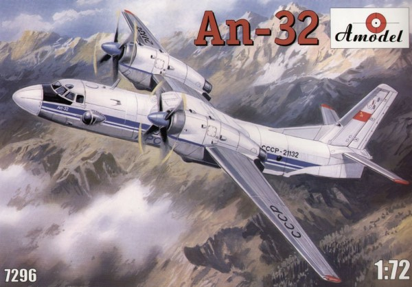 AMO7296   Antonov An-32 Soviet transport aircraft (thumb15172)