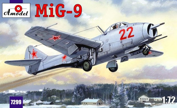 AMO7299   MiG-9 Soviet fighter (thumb15178)
