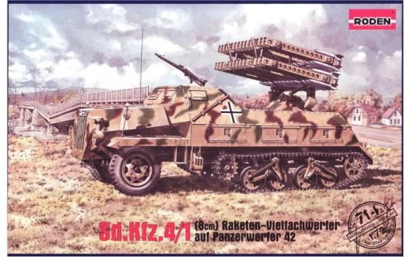 RN714   Sd.Kfz. 4/1 Panzerwerfer 42 (late) (thumb20445)