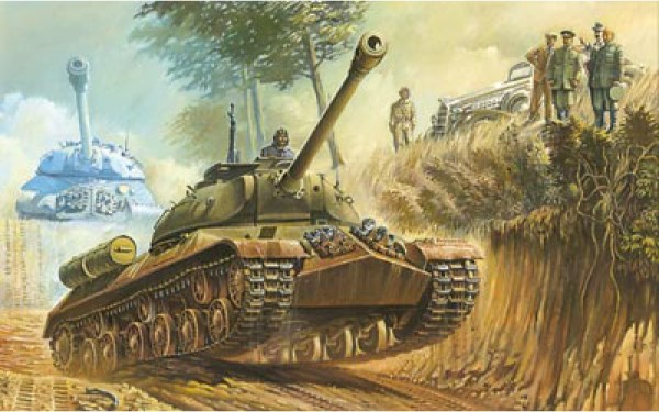 RN701   IS-3 Stalin (thumb20387)