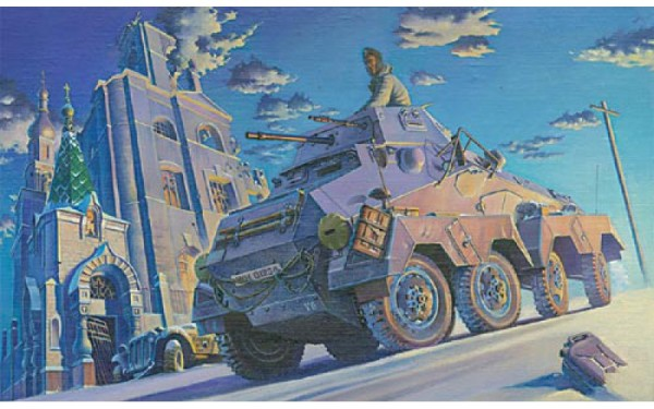RN702   Sd.Kfz. 231 (8-RAD) armored car (thumb20393)