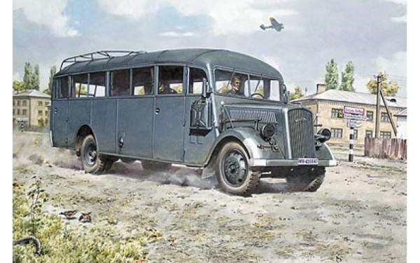RN720   Opel Blitz Omnibus model W39 (thumb20461)
