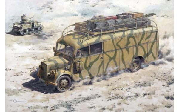 RN723   Opel 3.6-47 Blitz Omnibus Stabswagen (thumb20473)