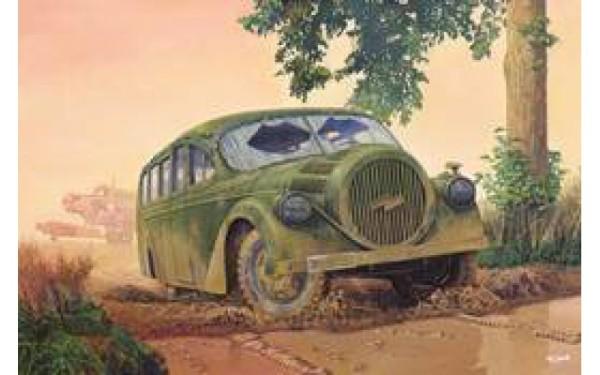 "RN728   Opel Blitzbus Ludewig ""Aero"" (WWII service) (thumb20492)"