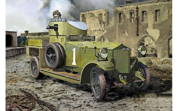 RN803   British armoured car (Pattern 1914) (thumb20363)