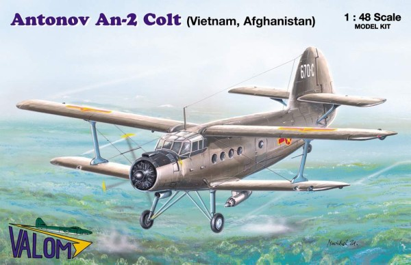 VM48006   Antonov An-2 (Vietnam, Afghanistan) (thumb17491)