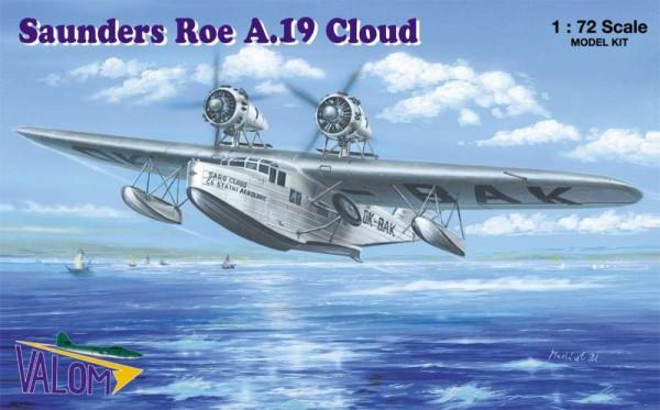 VM72061   Saunders Roe A.19 Cloud (OK-BAK, G-ACGO) (thumb17675)