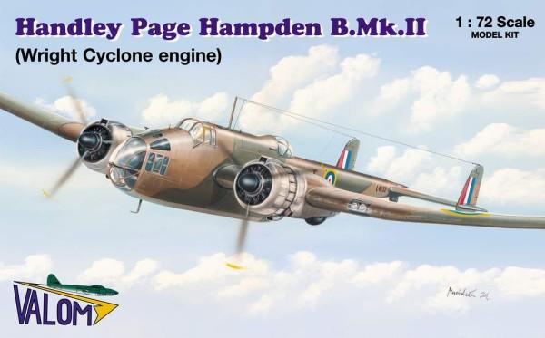VM72066   Handley Page Hampden B.Mk.II (W.Cyclone) (thumb17691)