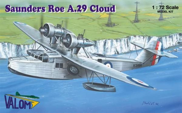 VM72067   Saunders Roe A.29 Cloud (RAF) (thumb17693)