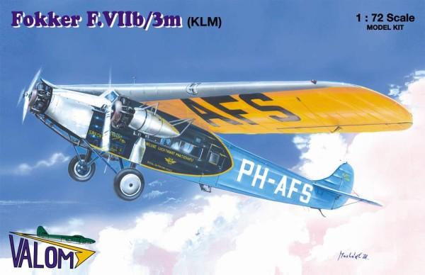 VM72070   Fokker F.VIIb/3m (KLM) (thumb17704)