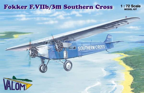 VM72072   Fokker F.VIIb/3m Southern Cross (thumb17708)