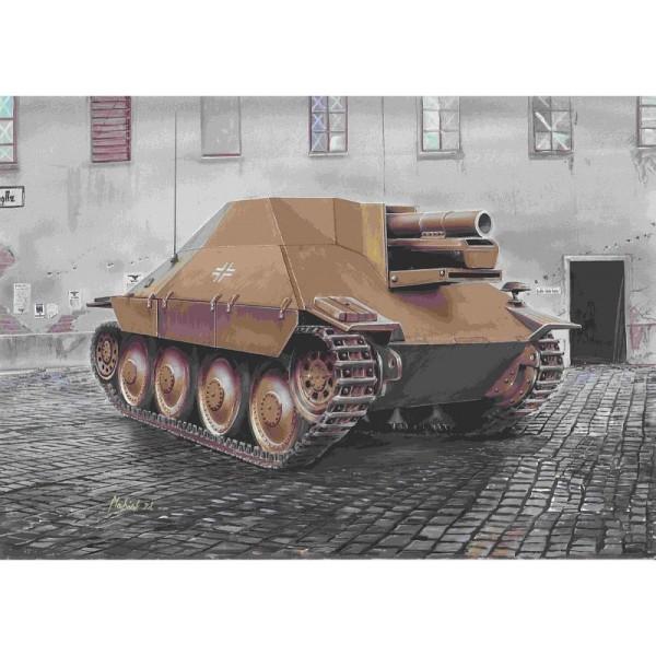 ATH72810 15 cm sIG 33 auf JgdPz 38 (t) Hetzer (thumb16823)