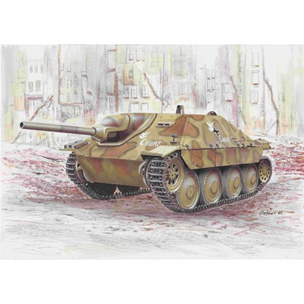 ATH72830 Jgd. Pz 38 ( t ) HETZER - early (thumb16874)