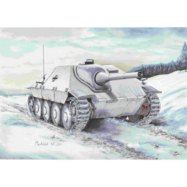 ATH72844 Flampanzer 38(t) HETZER (thumb16914)