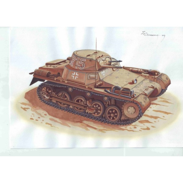 ATH72869 Flampanzer PzKpfw I Ausf.A (thumb16970)