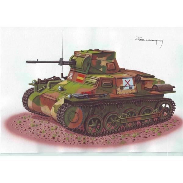 ATH72873  PzKpfw I Ausf.A – Breda 2cm (thumb16990)