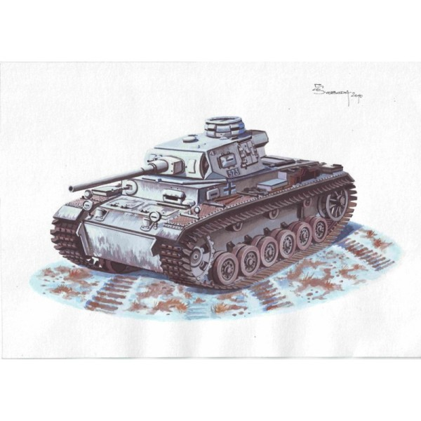 ATH72875 PzKpfw III Ausf.J/L 60- early produkction (thumb17000)