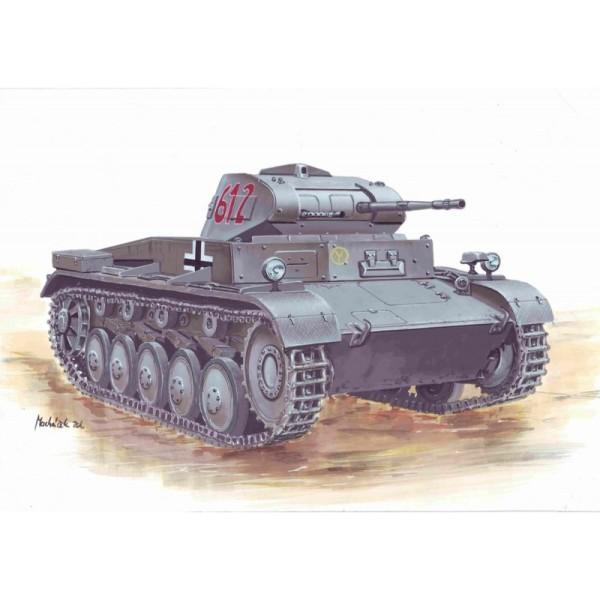ATH72880 Pzkpfw II Ausf B (thumb17015)