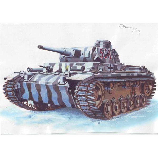ATH72884 PzKpfw III Ausf.J/L 42- Russia front (thumb17034)