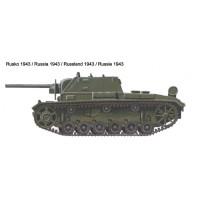 ATH72890 SU-76I Soviet Army (with metal barrel) (attach1 17061)