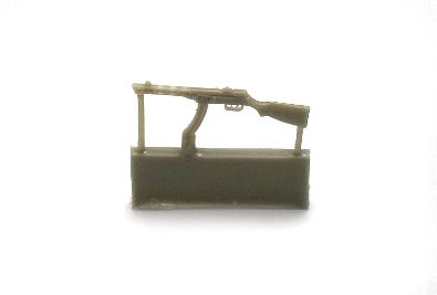 ZebZA35208   Пистолет-пулемет ППШ-41 (поздняя версия) 6 шт. (thumb16368)