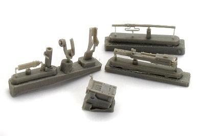 ZebZA35225   Крупнокалиберный пулемет Browning 12,7mm M2 c люлюкой V23 1 шт. (thumb16396)