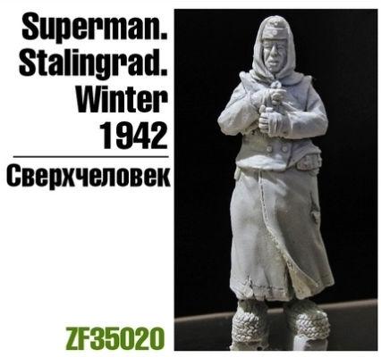 ZebZF35020   Сверхчеловек Сталинград. Зима 1943г. (thumb16293)
