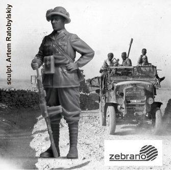 ZebZF35034   Итальянский карабинер. Африка, 1940-1943 (thumb16319)