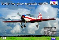 AMO4806   Yakovlev Yak-52 Soviet two-seat aerobatic aircraft (thumb14992)