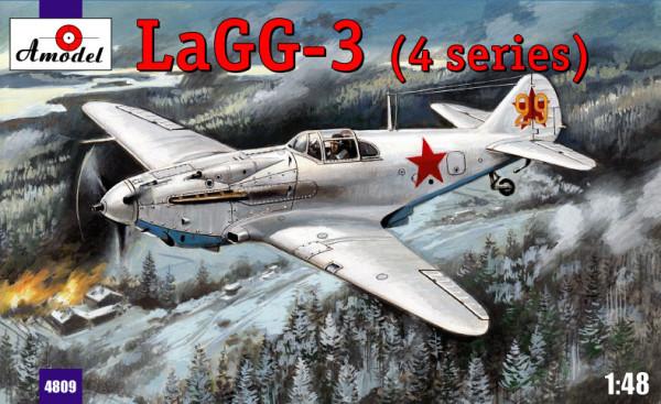 AMO4809   LaGG-3 (4 series) Soviet fighter (thumb14998)
