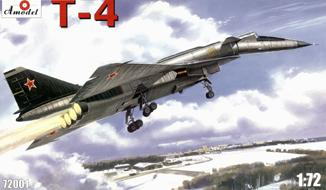 AMO72001   T-4 (SOTKA) Soviet supersonic strategic bomber (thumb15002)