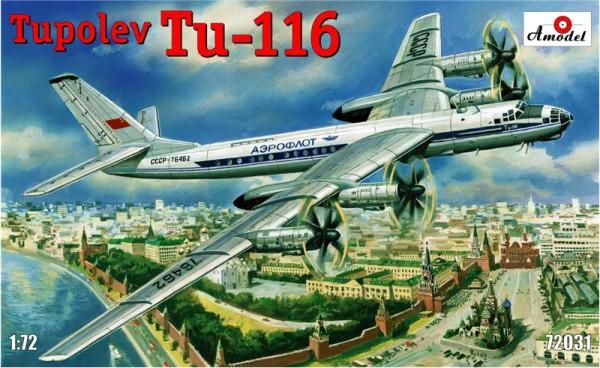 AMO72031   Tupolev Tu-116 passenger aircraft (thumb15050)
