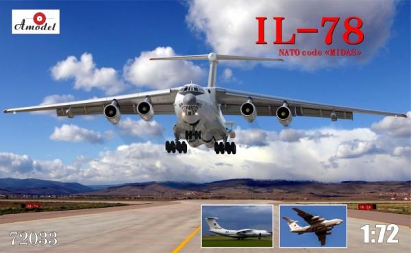 AMO72033   Ilyushin Il-78 Inflight refuelling tanker (thumb15054)