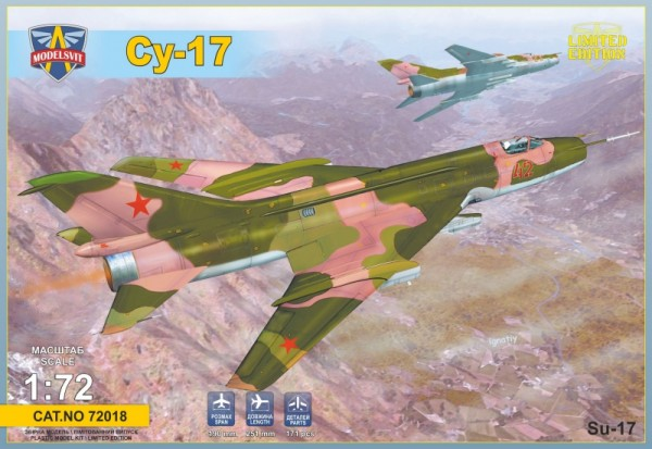 MSVIT72018     Sukhoi Su-17 fighter-bomber (thumb14216)