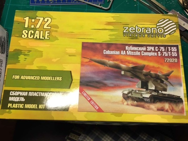 ZebZ72020    Кубинский ЗРК С-75 / Т-55 (thumb16093)