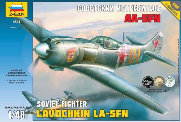 "ZV4801    Самолет ""Ла-5ФН"" (thumb18992)"