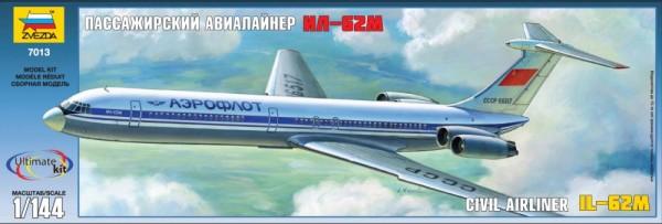 "ZV7013    Самлёт ""ИЛ-62"" (thumb19039)"