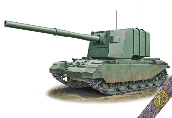 "ACE72429    FV4005 ""JS-killer"" 183mm on Centurion hull (thumb19386)"