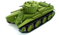 ZebSEA014   Артиллерийский танк БТ-7А с пушкой Ф-32 (attach1 16163)