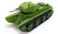 ZebSEA027   Легкий танк БТ-7. Второй опытный вариант (attach1 16183)
