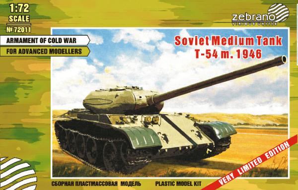 ZebZ72011    Средний танк Т-54-1 (1946) (thumb16085)